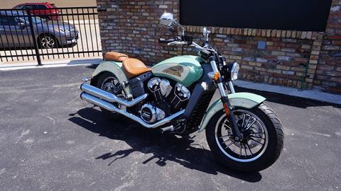 2018 Indian Scout® ABS in Racine, Wisconsin - Photo 2