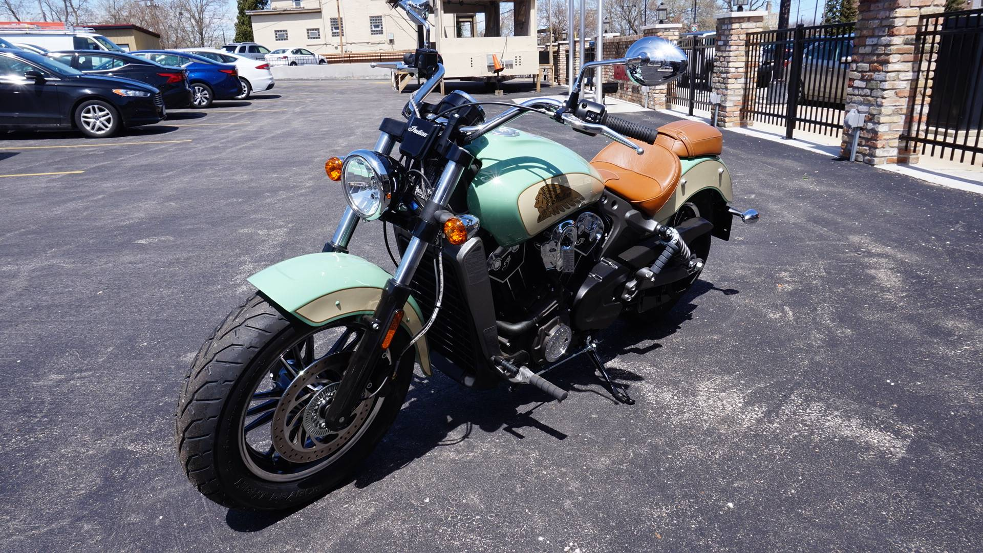 2018 Indian Scout® ABS in Racine, Wisconsin - Photo 4