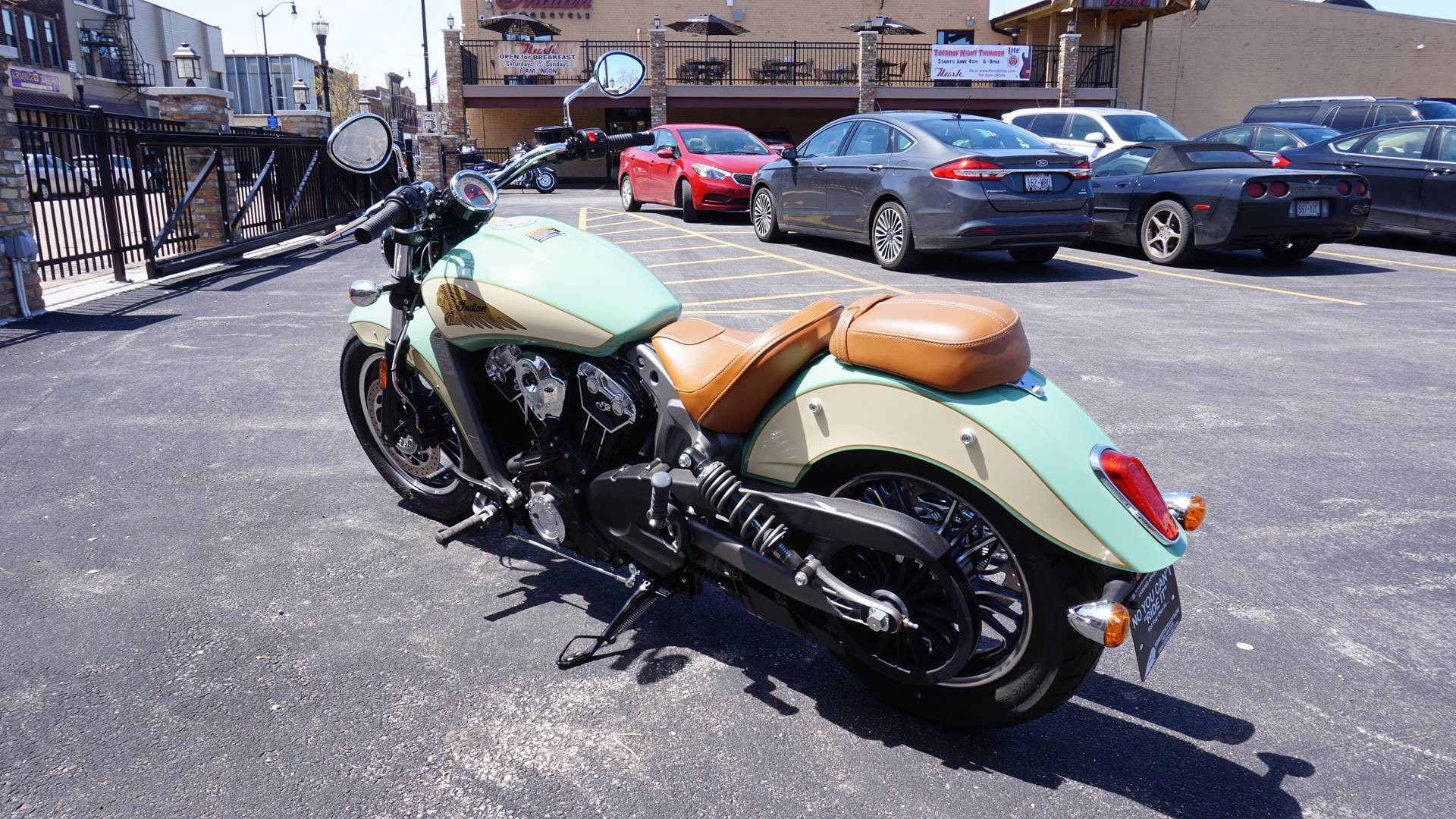 2018 Indian Scout® ABS in Racine, Wisconsin - Photo 6