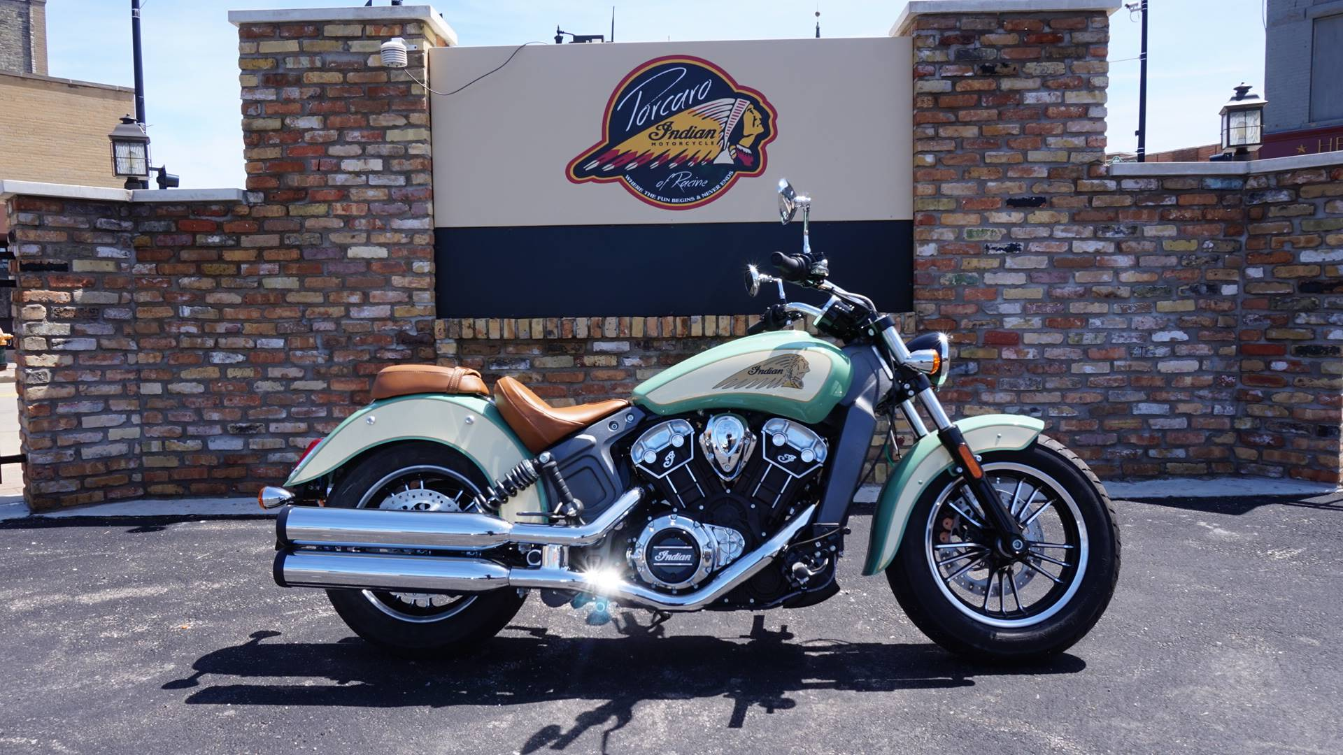 2018 Indian Scout® ABS in Racine, Wisconsin - Photo 1
