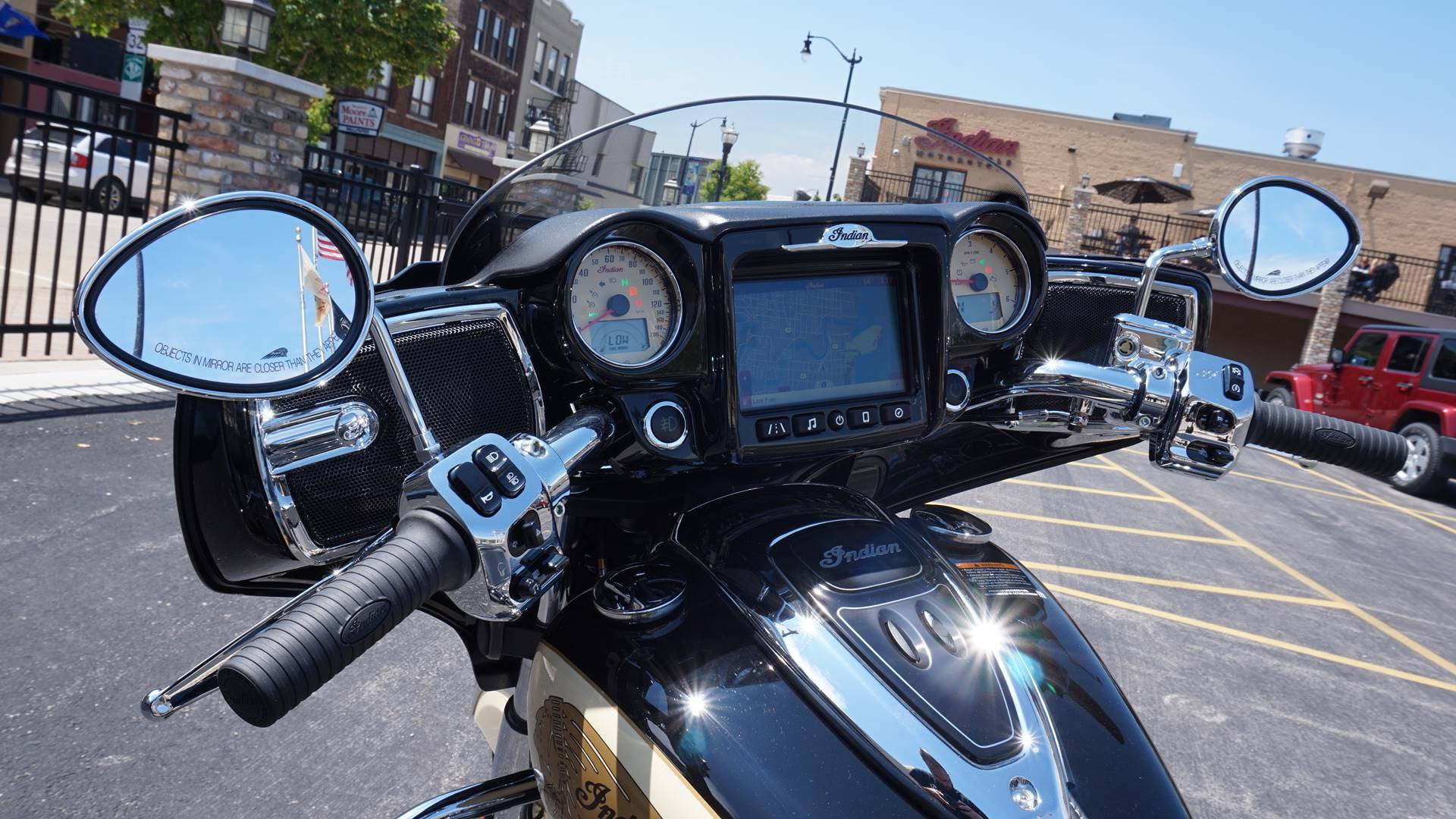 2019 Indian Chieftain® Classic ABS in Racine, Wisconsin - Photo 15