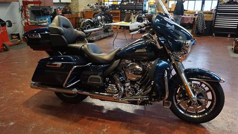 2016 Harley-Davidson Electra Glide® Ultra Classic® in Racine, Wisconsin
