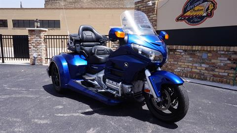 2014 Honda Gold Wing® Audio Comfort in Racine, Wisconsin - Photo 2