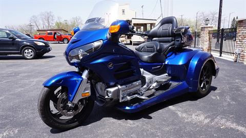 2014 Honda Gold Wing® Audio Comfort in Racine, Wisconsin - Photo 4