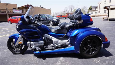 2014 Honda Gold Wing® Audio Comfort in Racine, Wisconsin - Photo 5