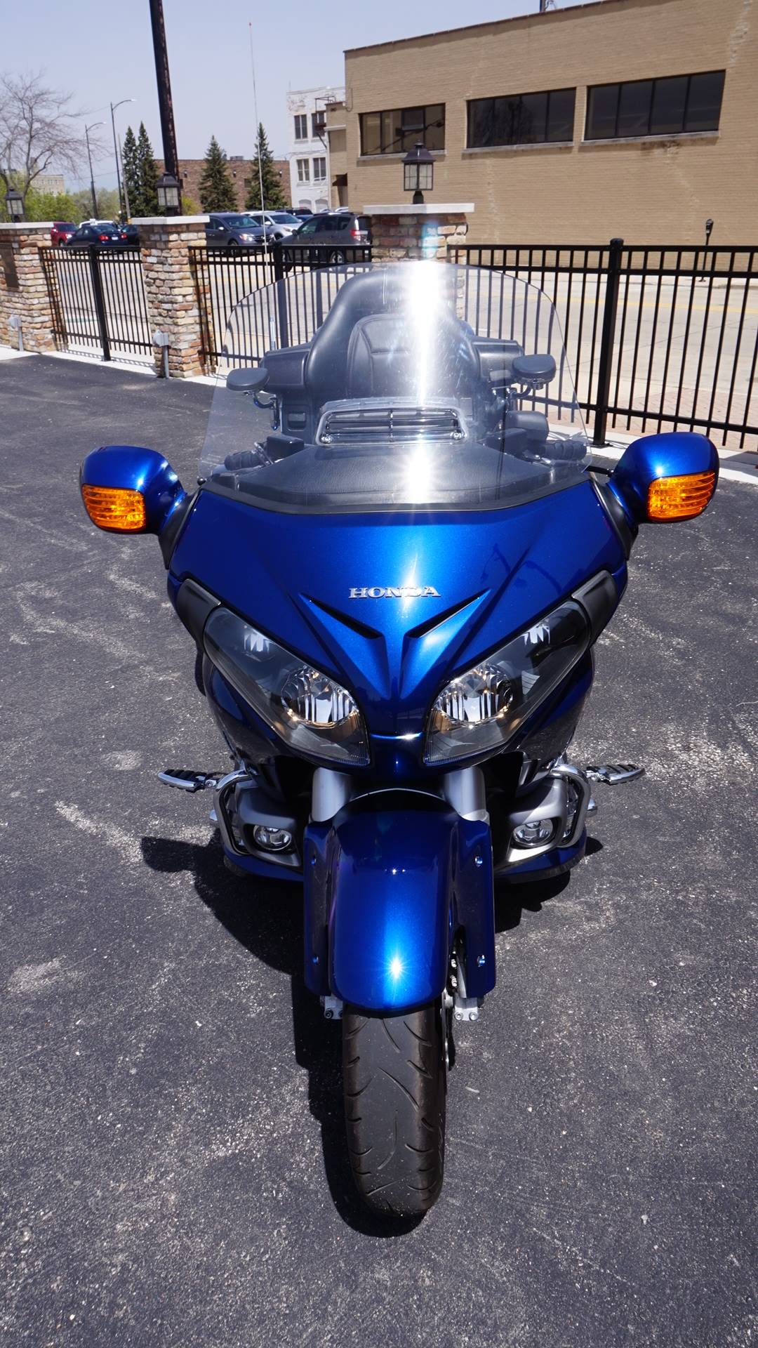 2014 Honda Gold Wing® Audio Comfort in Racine, Wisconsin - Photo 3