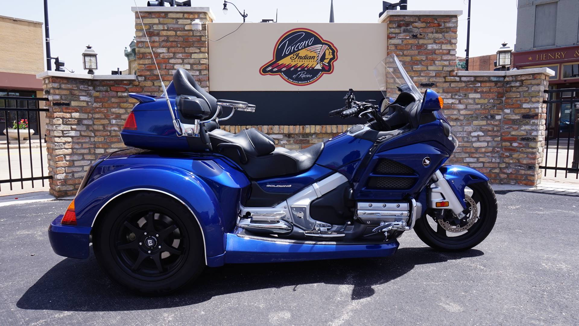 2014 Honda Gold Wing® Audio Comfort in Racine, Wisconsin - Photo 1