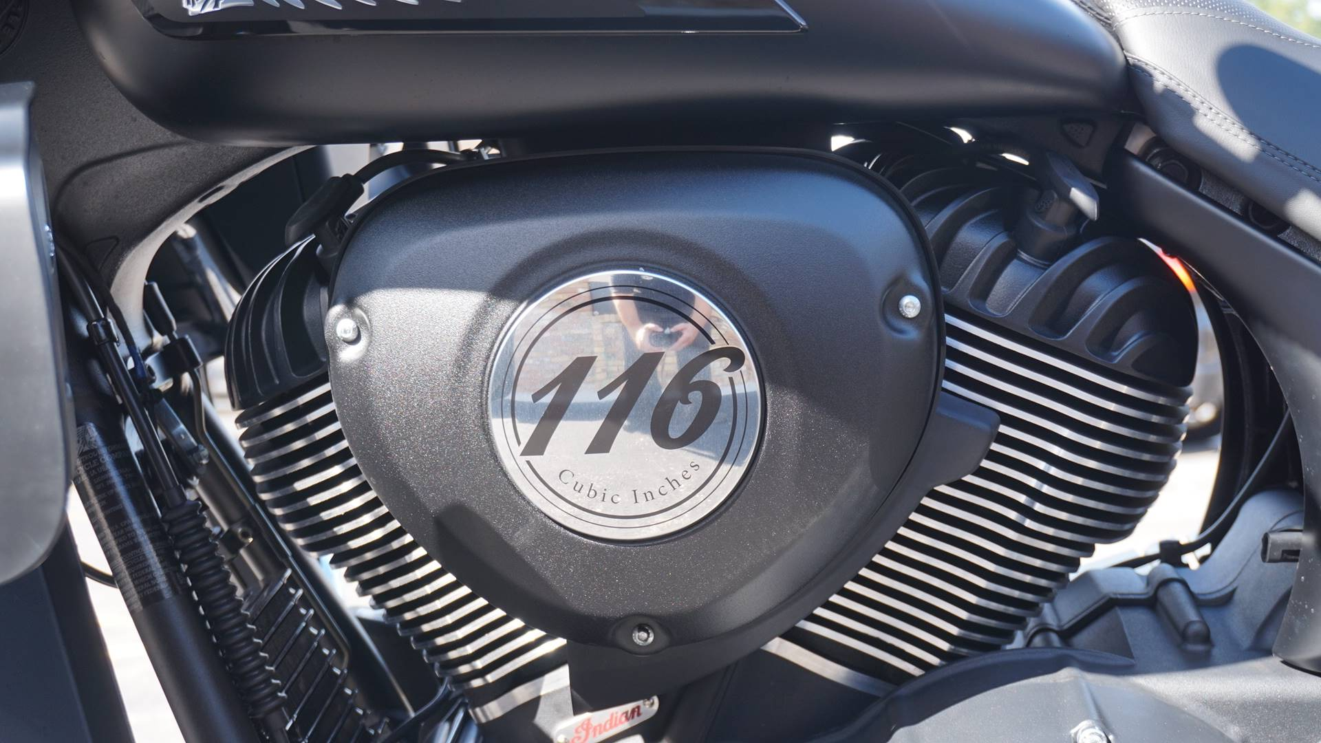 2020 Indian Roadmaster® Dark Horse® in Racine, Wisconsin - Photo 22