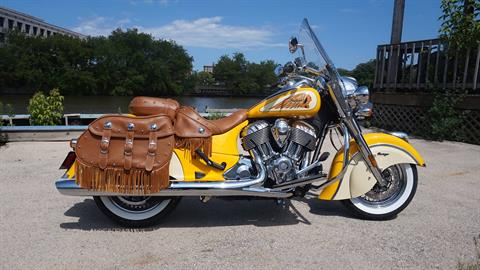 2016 Indian Chief Vintage in Racine, Wisconsin