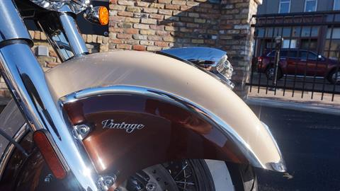2016 Indian Chief Vintage in Racine, Wisconsin - Photo 2