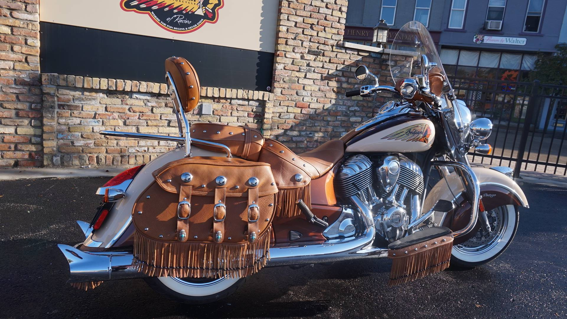 2016 Indian Chief Vintage in Racine, Wisconsin - Photo 3