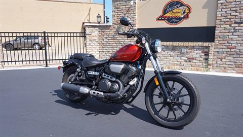 2015 Yamaha Bolt in Racine, Wisconsin