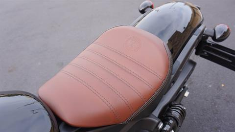 2018 Indian Scout® Bobber in Racine, Wisconsin