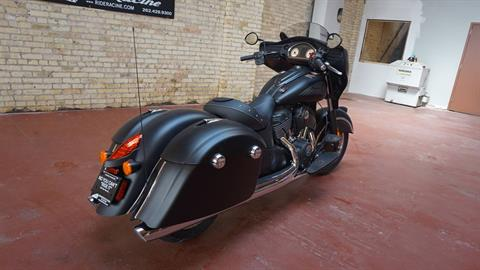 2017 Indian Chieftain Dark Horse® in Racine, Wisconsin