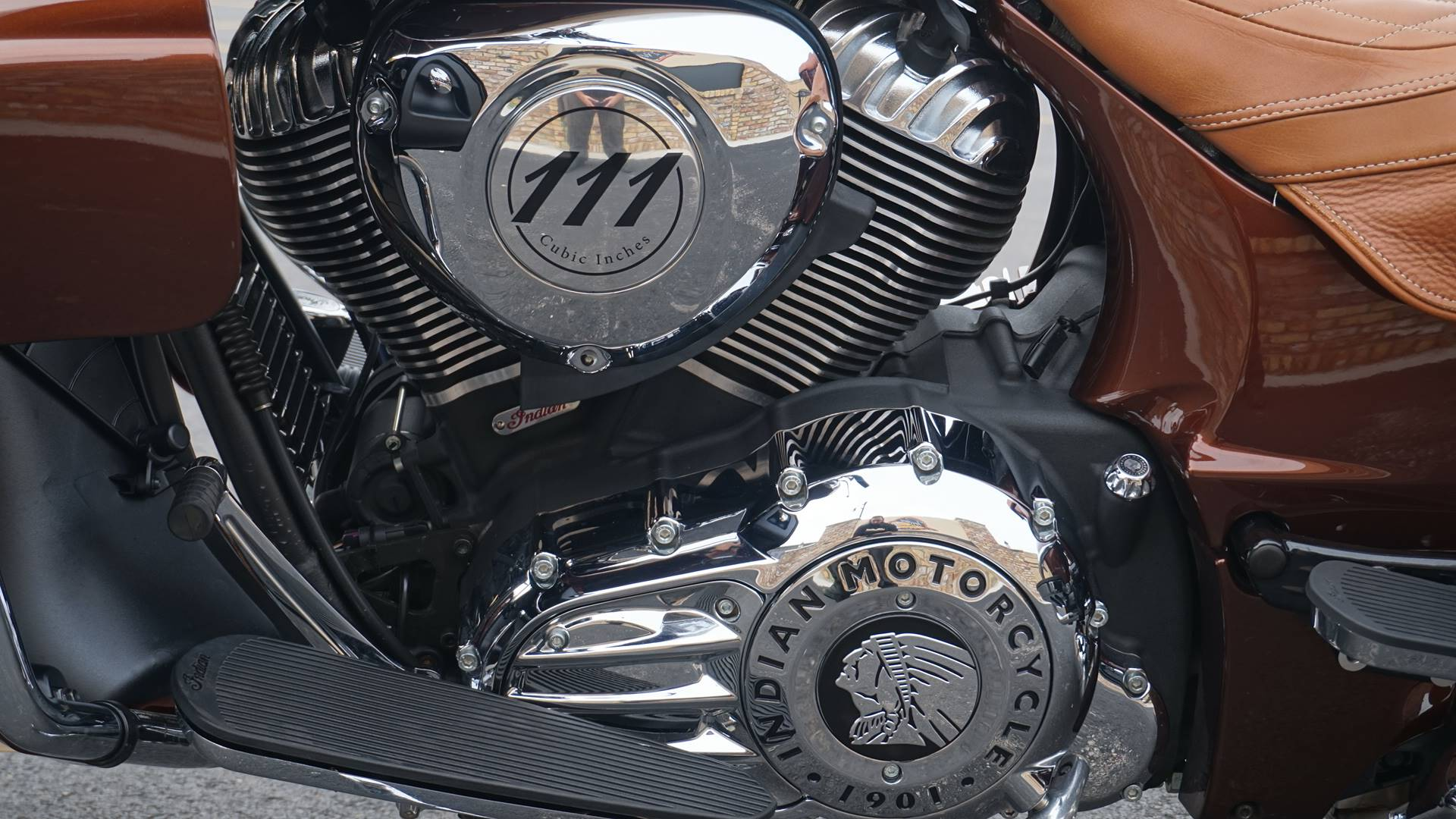 2018 Indian Roadmaster® ABS in Racine, Wisconsin - Photo 9