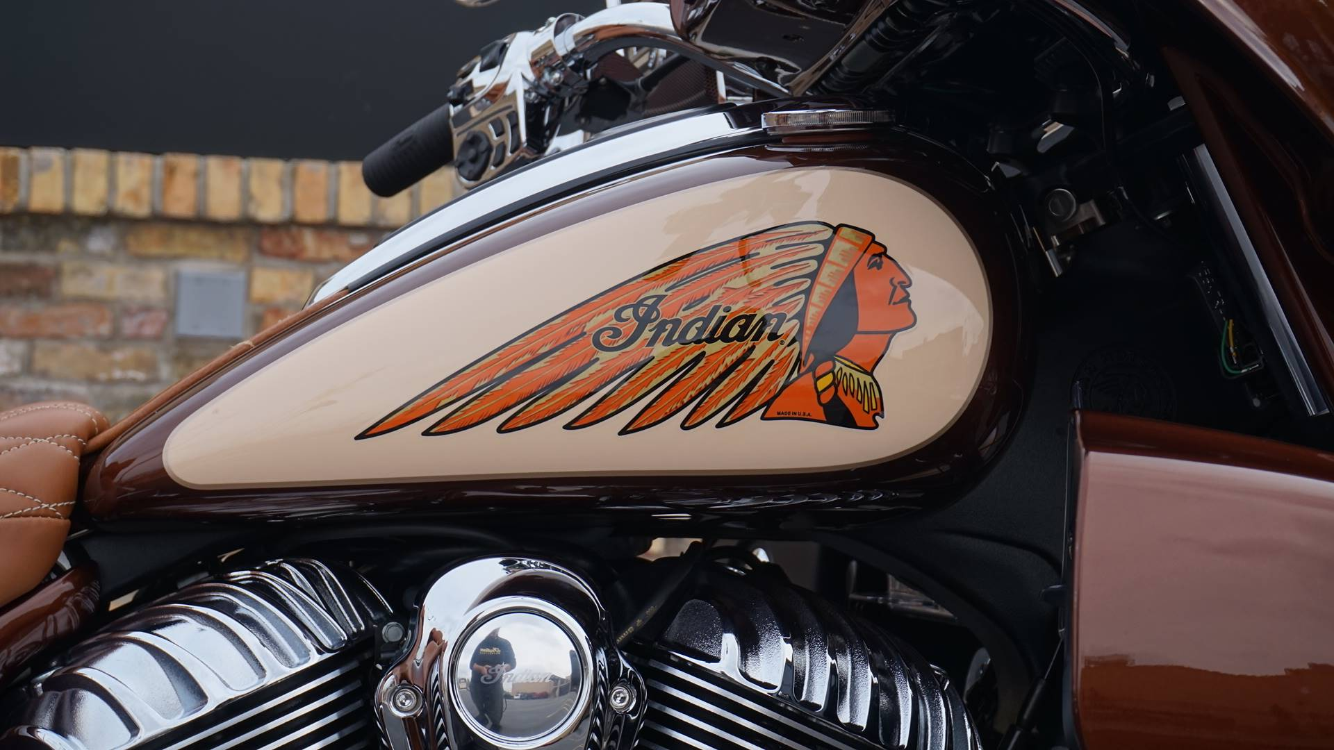 2018 Indian Roadmaster® ABS in Racine, Wisconsin - Photo 2