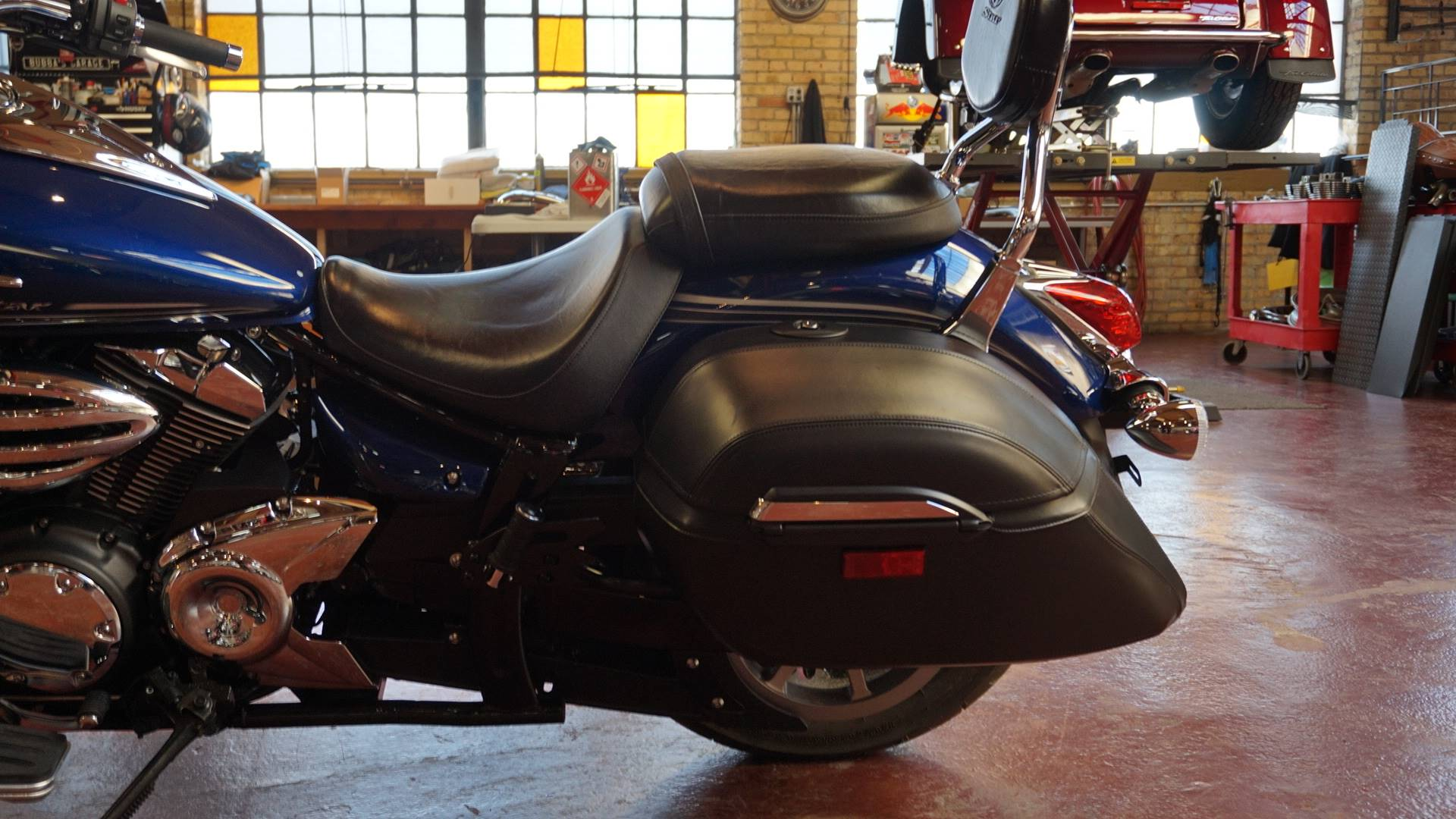 2015 Yamaha V Star 950 Tourer in Racine, Wisconsin