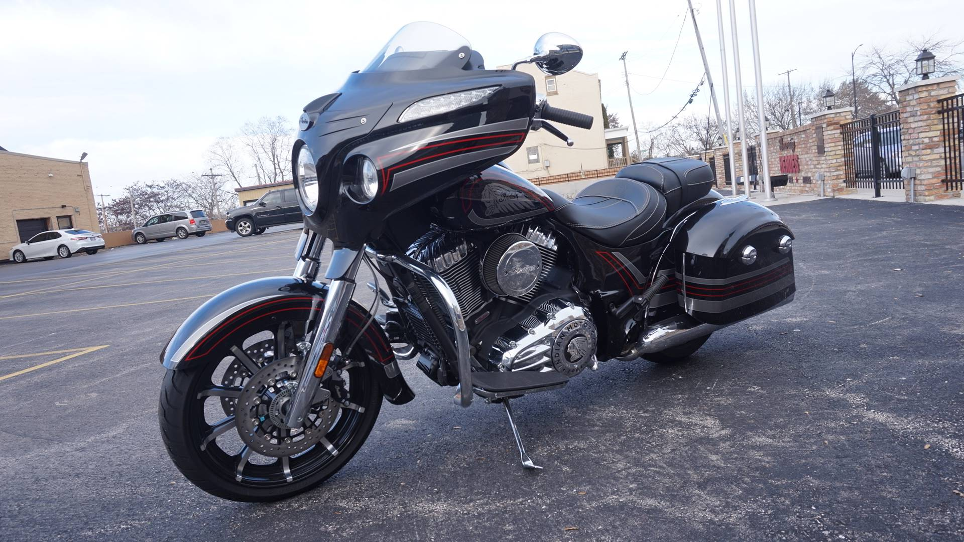 2018 Indian Chieftain® Limited ABS in Racine, Wisconsin - Photo 13