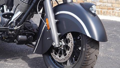 2018 Indian Chief® Dark Horse® ABS in Racine, Wisconsin - Photo 2