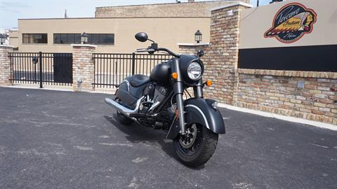 2018 Indian Chief® Dark Horse® ABS in Racine, Wisconsin - Photo 3