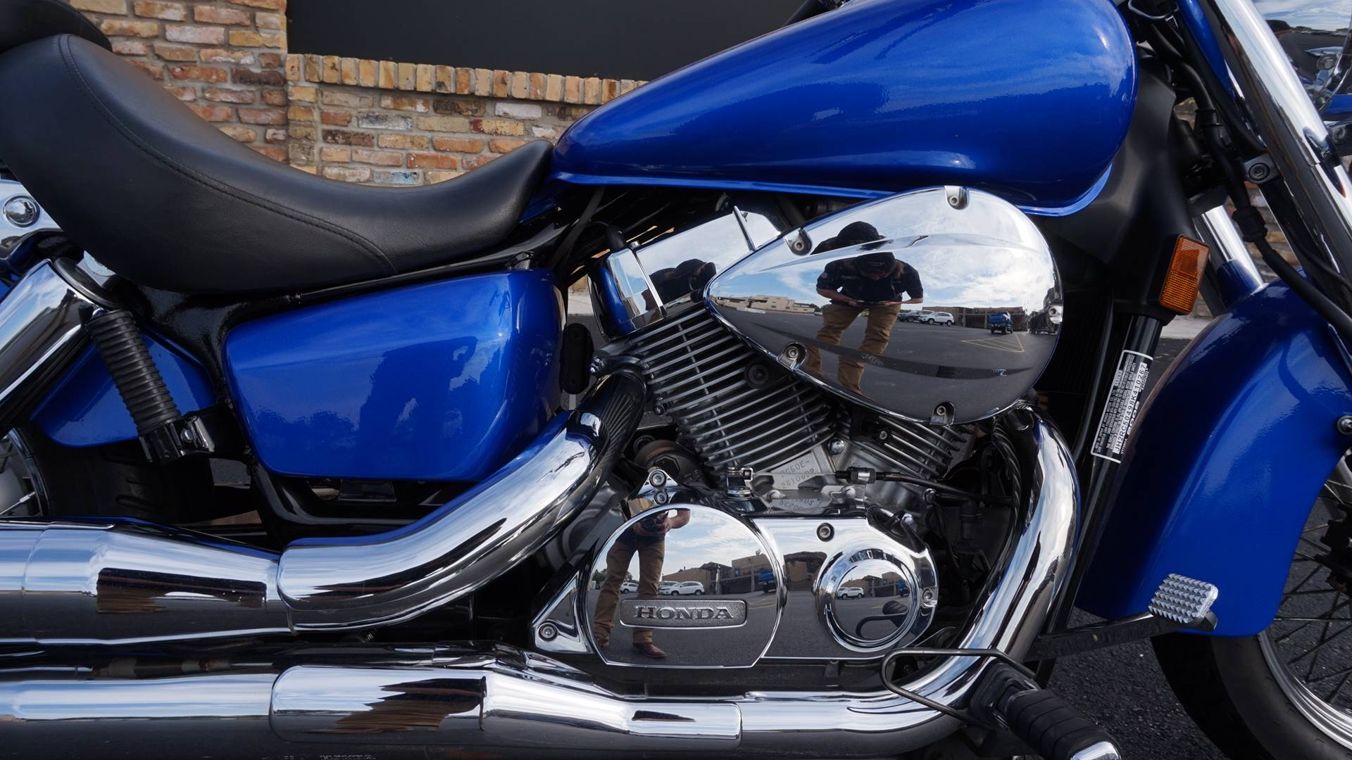 2008 Honda Shadow Aero® in Racine, Wisconsin