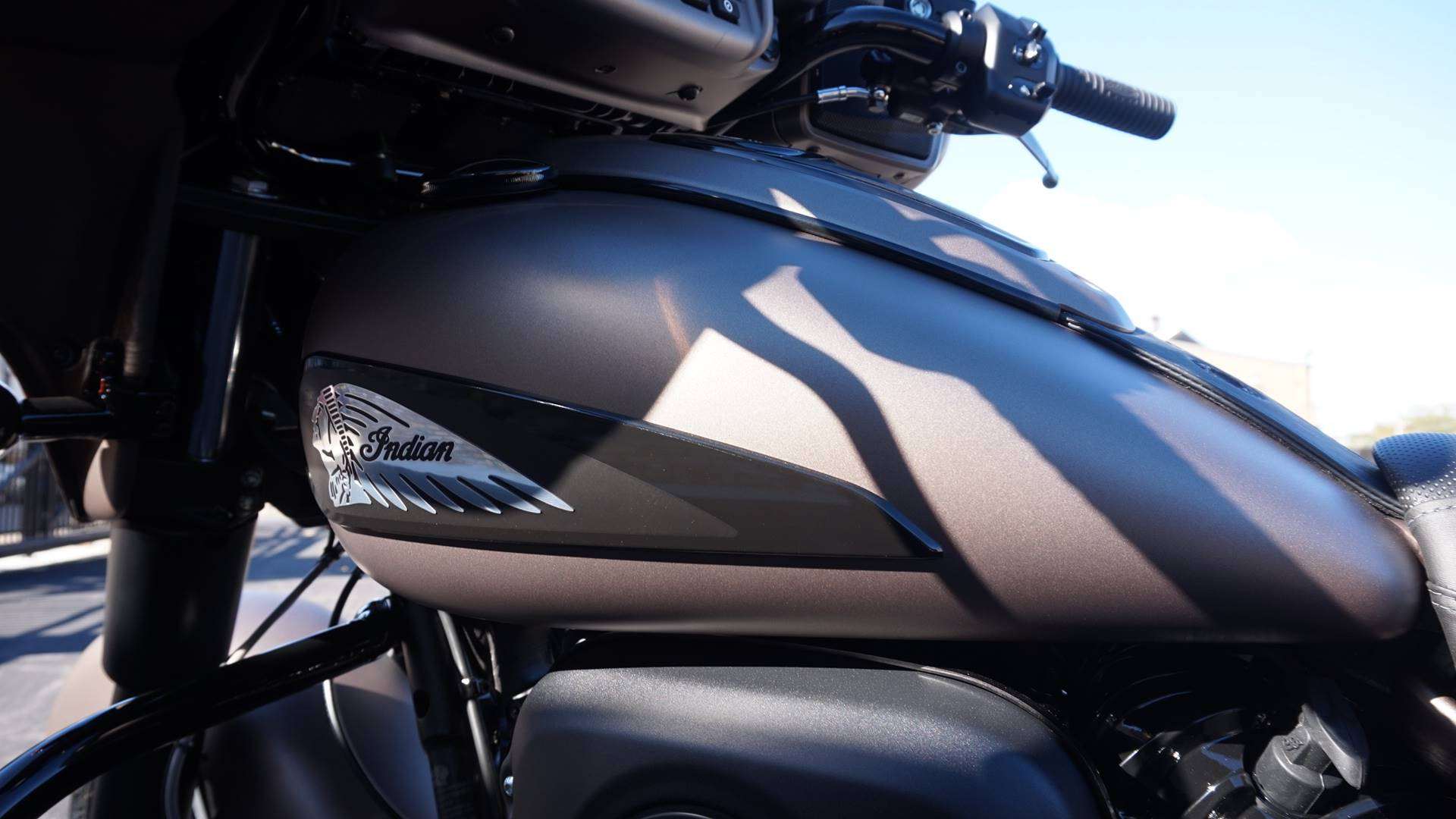 2019 Indian Chieftain® Dark Horse® ABS in Racine, Wisconsin - Photo 14