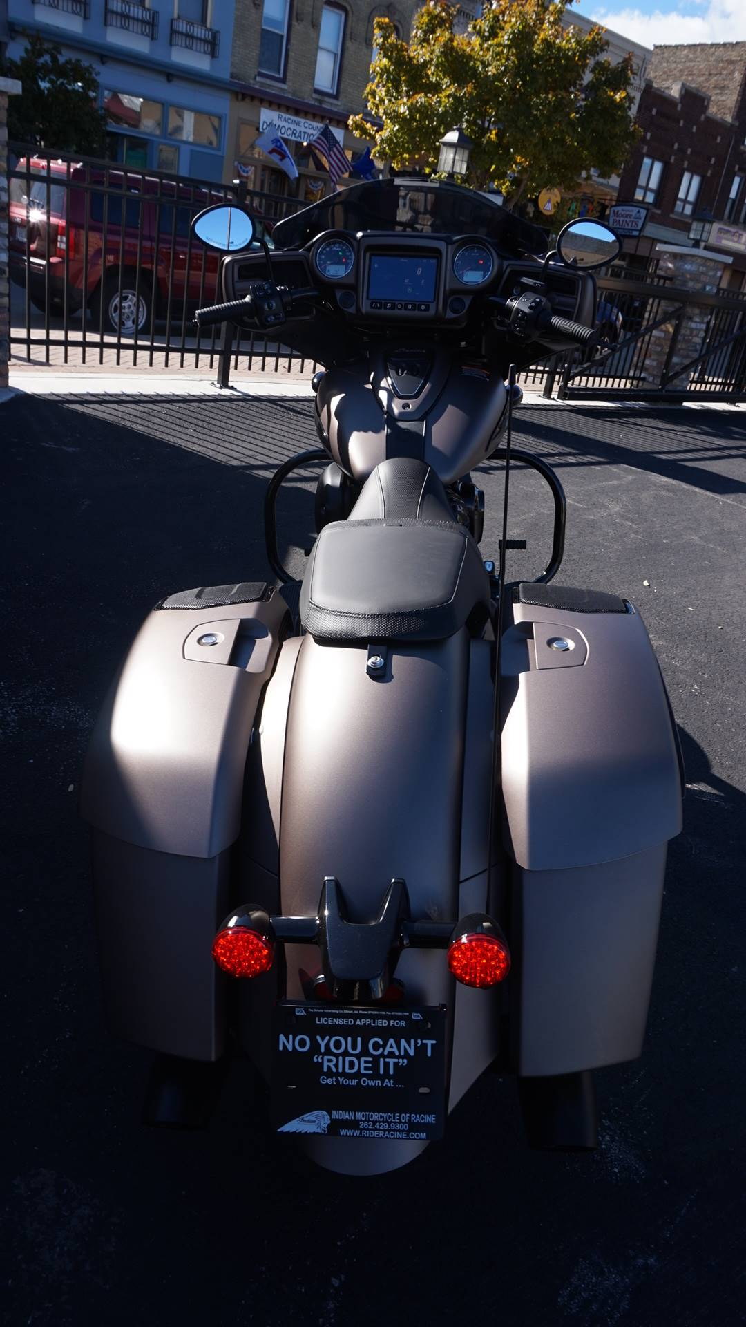 2019 Indian Chieftain Dark Horse® ABS in Racine, Wisconsin - Photo 16