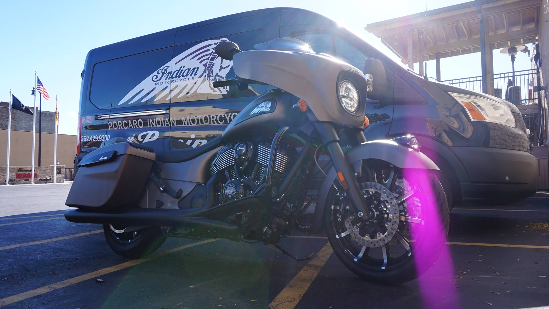 2019 Indian Chieftain Dark Horse® ABS in Racine, Wisconsin - Photo 19