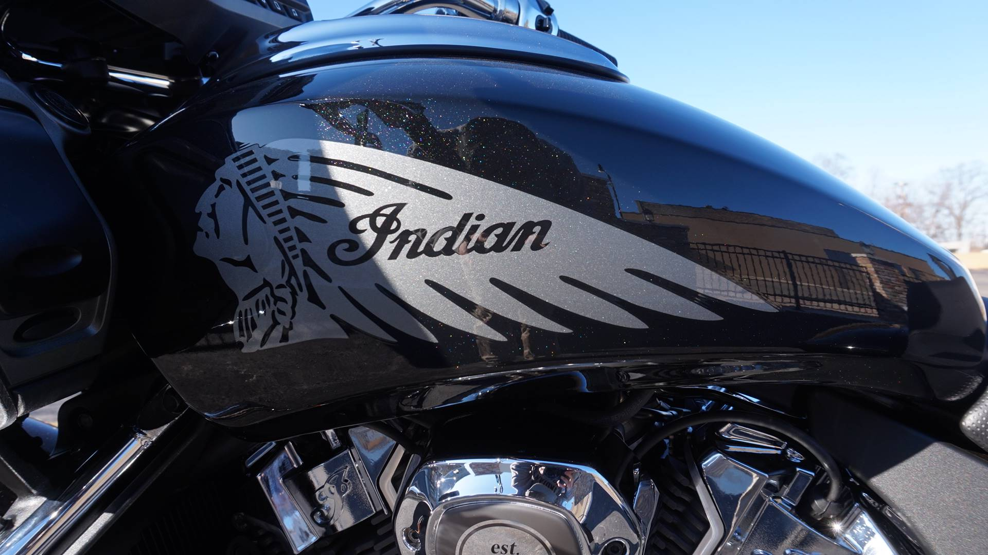 2020 Indian Challenger® Limited in Racine, Wisconsin - Photo 13