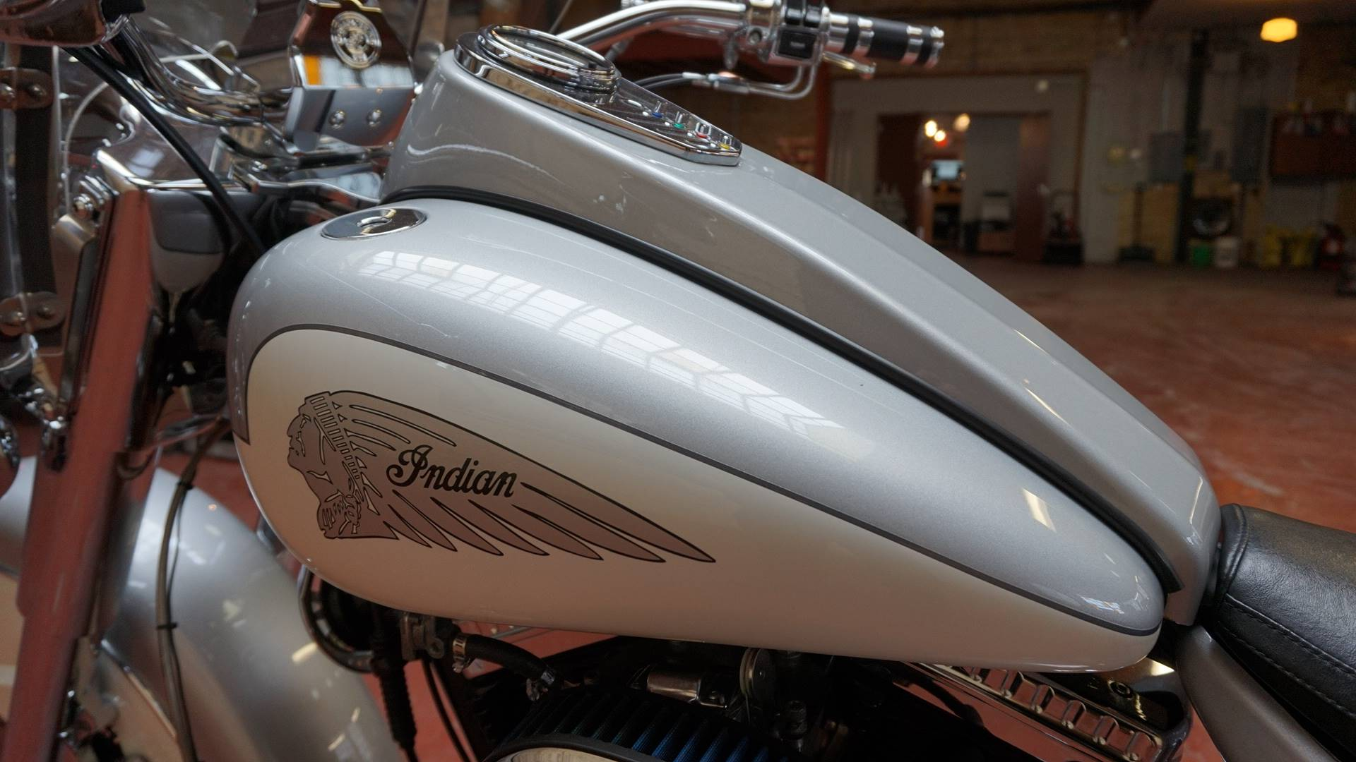 2003 Indian Chief Roadmaster in Racine, Wisconsin