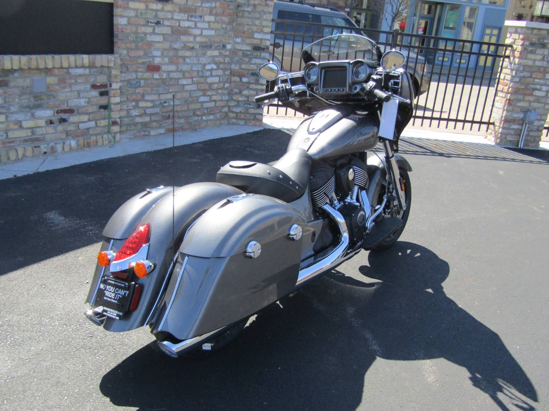 2018 Indian Chieftain® ABS in Racine, Wisconsin