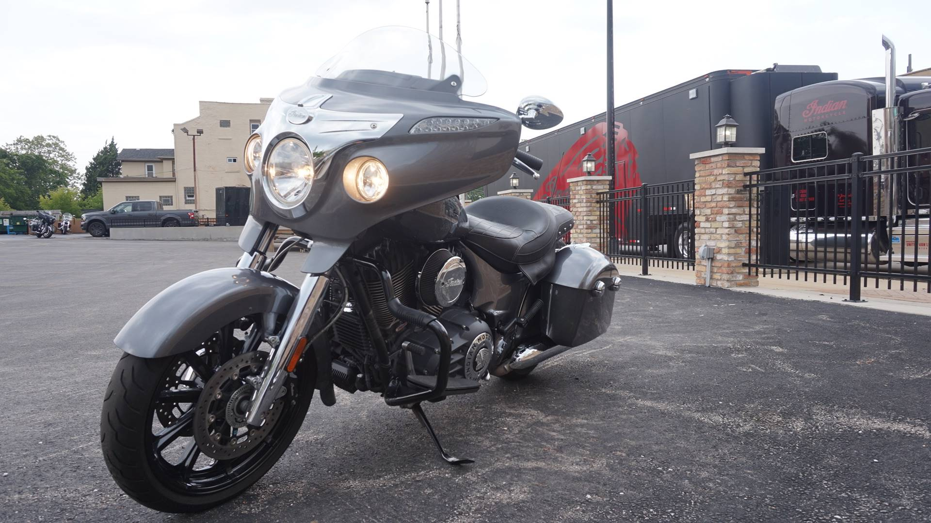 2018 Indian Chieftain® ABS in Racine, Wisconsin - Photo 23