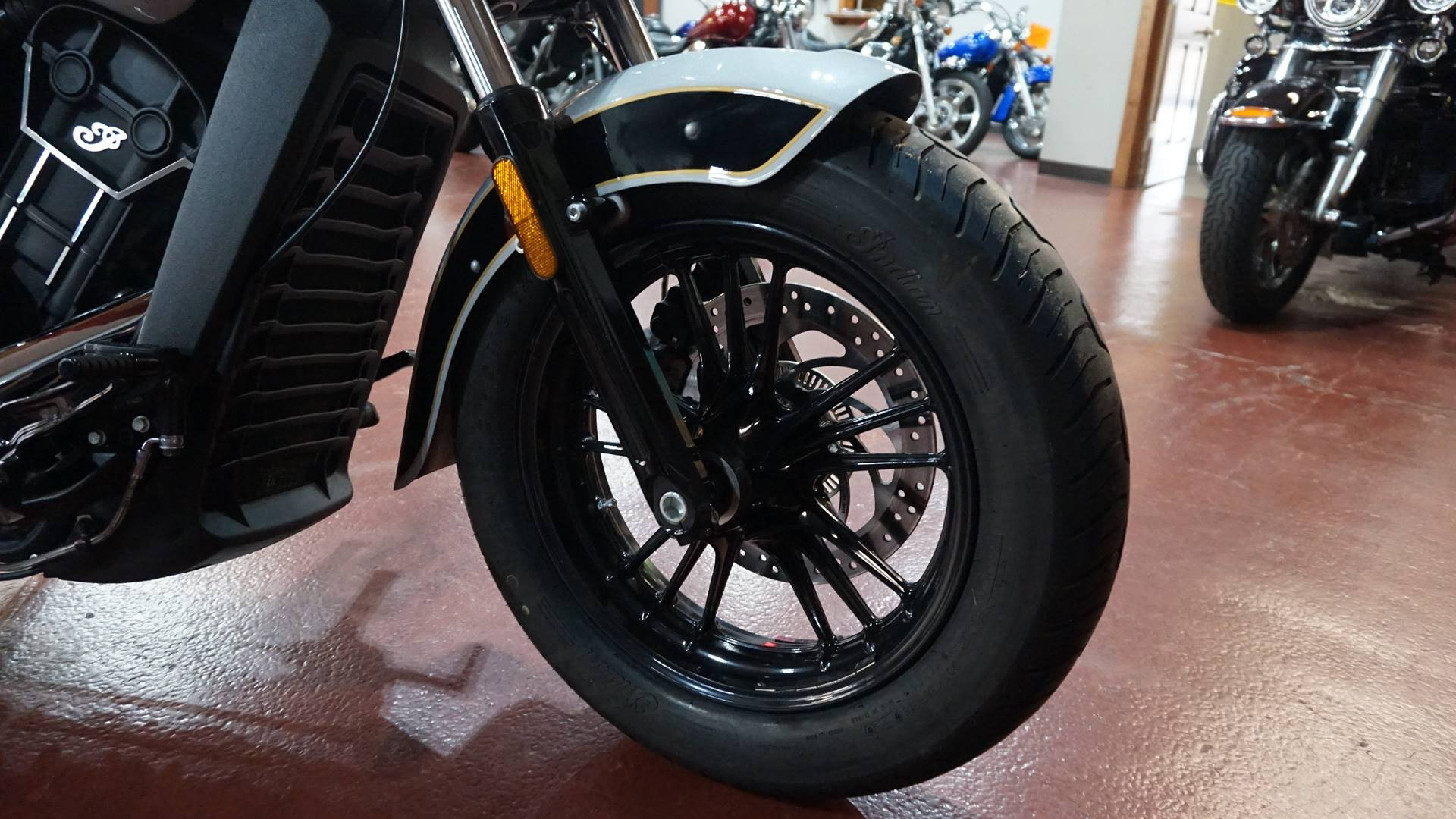 2017 Indian Scout® Sixty ABS in Racine, Wisconsin - Photo 2