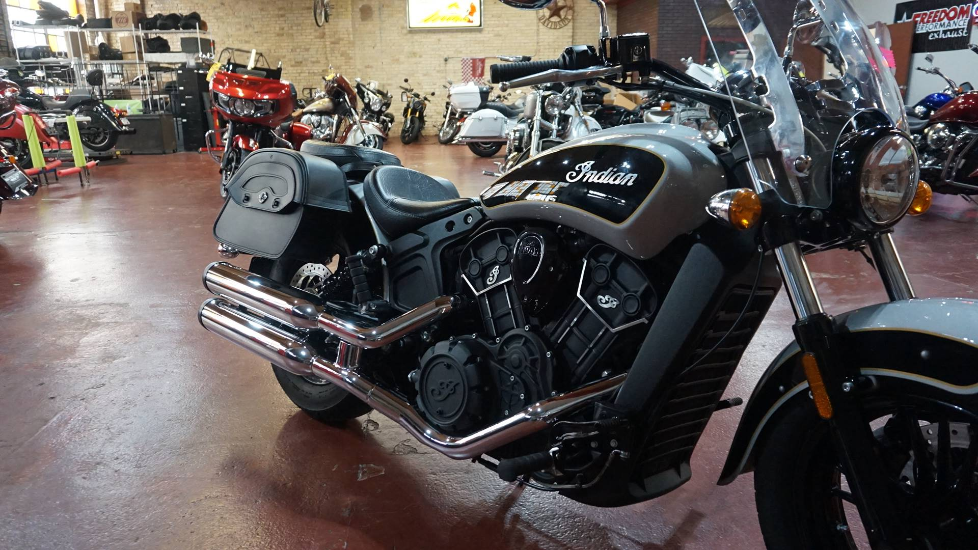 2017 Indian Scout® Sixty ABS in Racine, Wisconsin - Photo 4