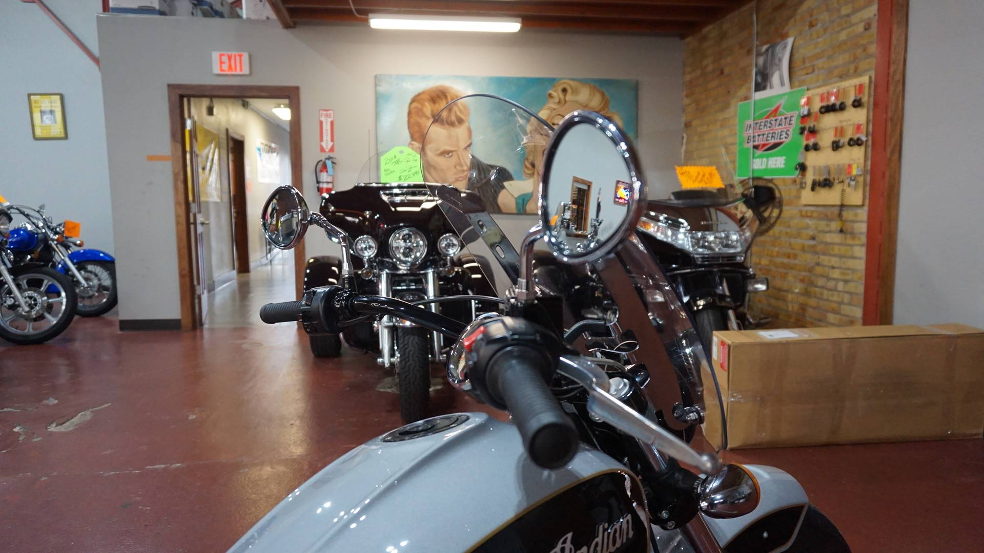 2017 Indian Scout® Sixty ABS in Racine, Wisconsin - Photo 9