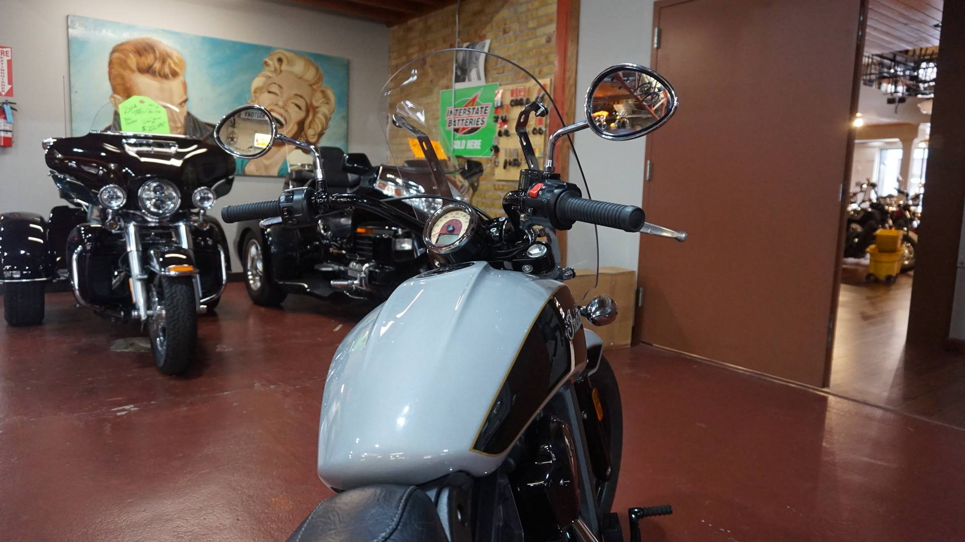 2017 Indian Scout® Sixty ABS in Racine, Wisconsin - Photo 10