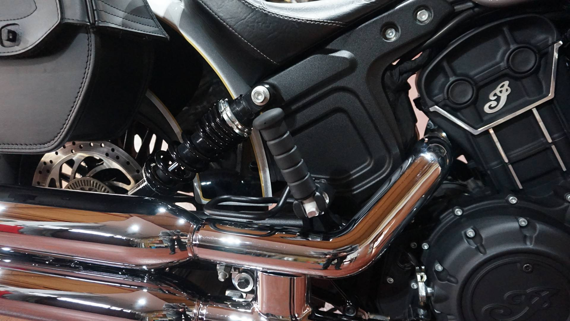 2017 Indian Scout® Sixty ABS in Racine, Wisconsin - Photo 13