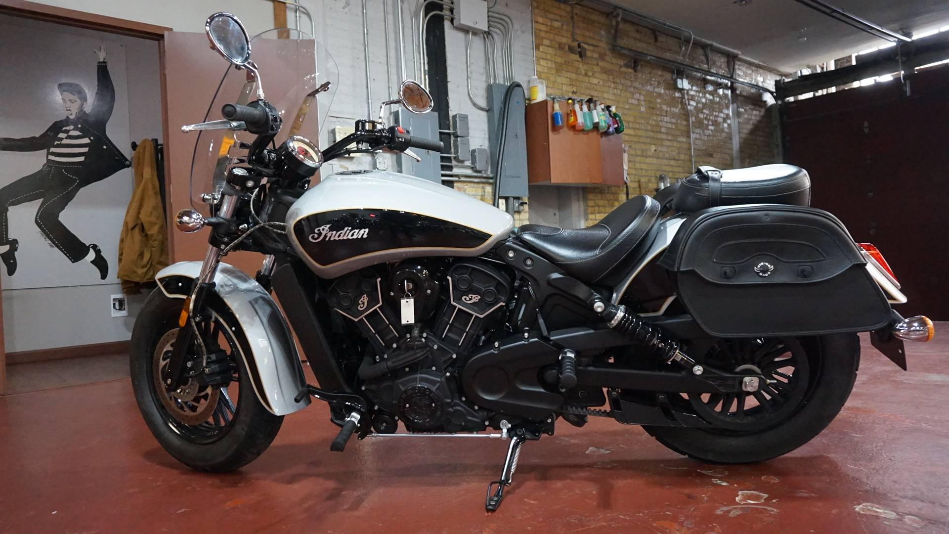 2017 Indian Scout® Sixty ABS in Racine, Wisconsin - Photo 16
