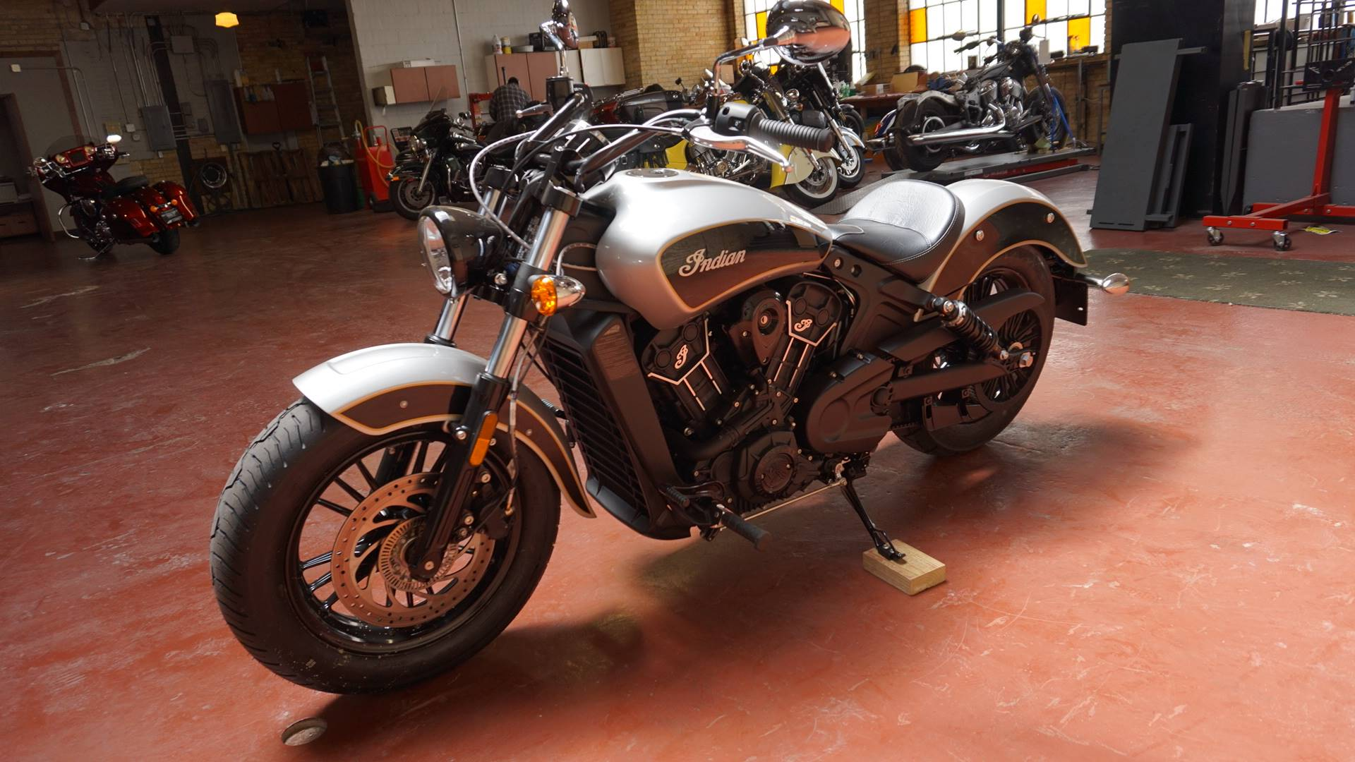 2017 Indian Scout® Sixty ABS in Racine, Wisconsin