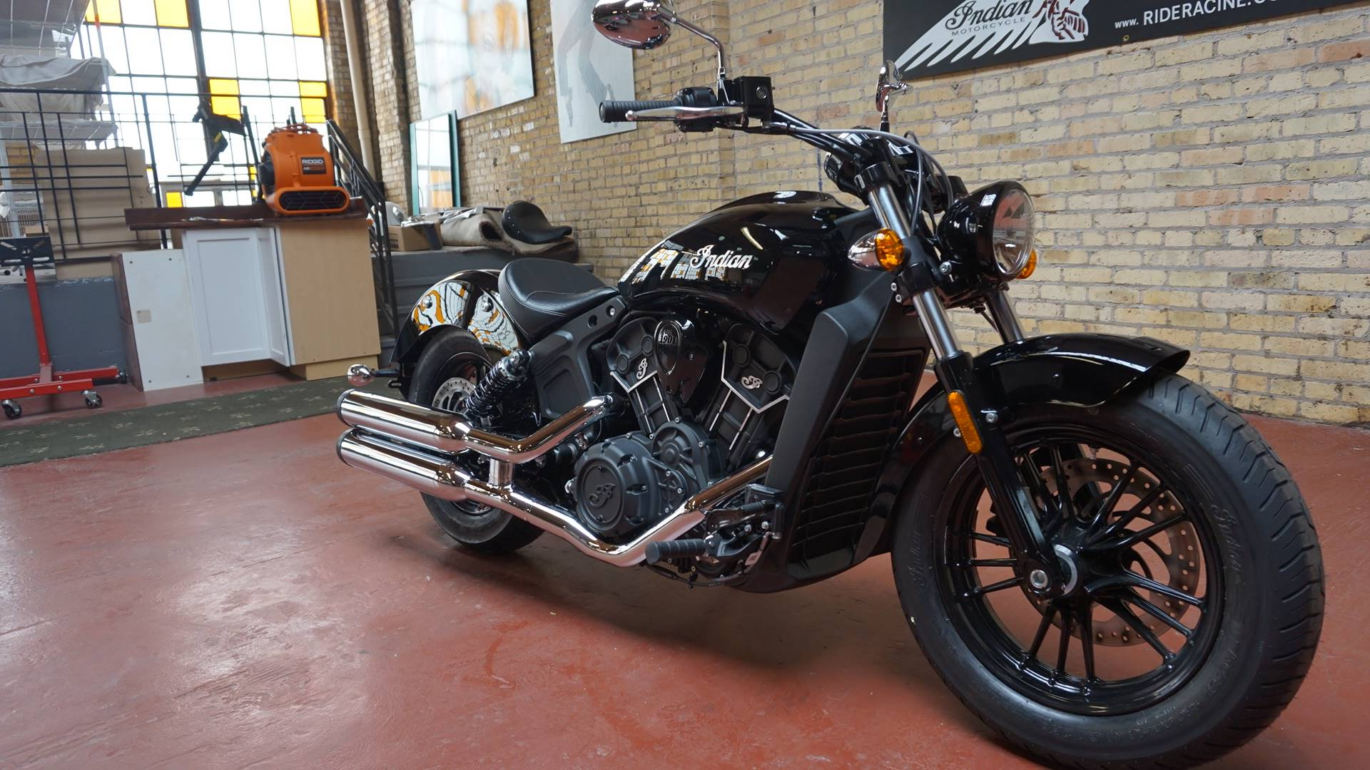 2017 Indian Scout® Sixty in Racine, Wisconsin