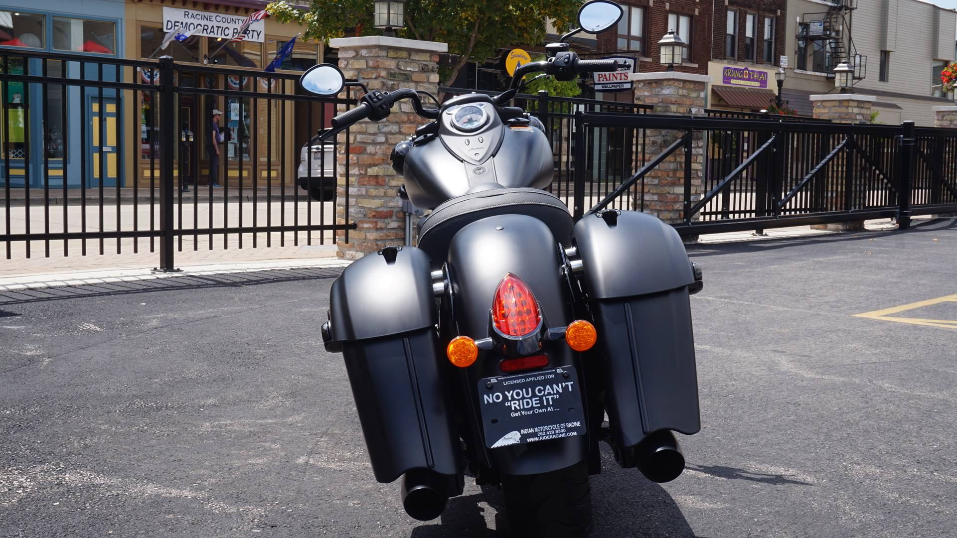 2019 Indian Springfield® Dark Horse® ABS in Racine, Wisconsin - Photo 11