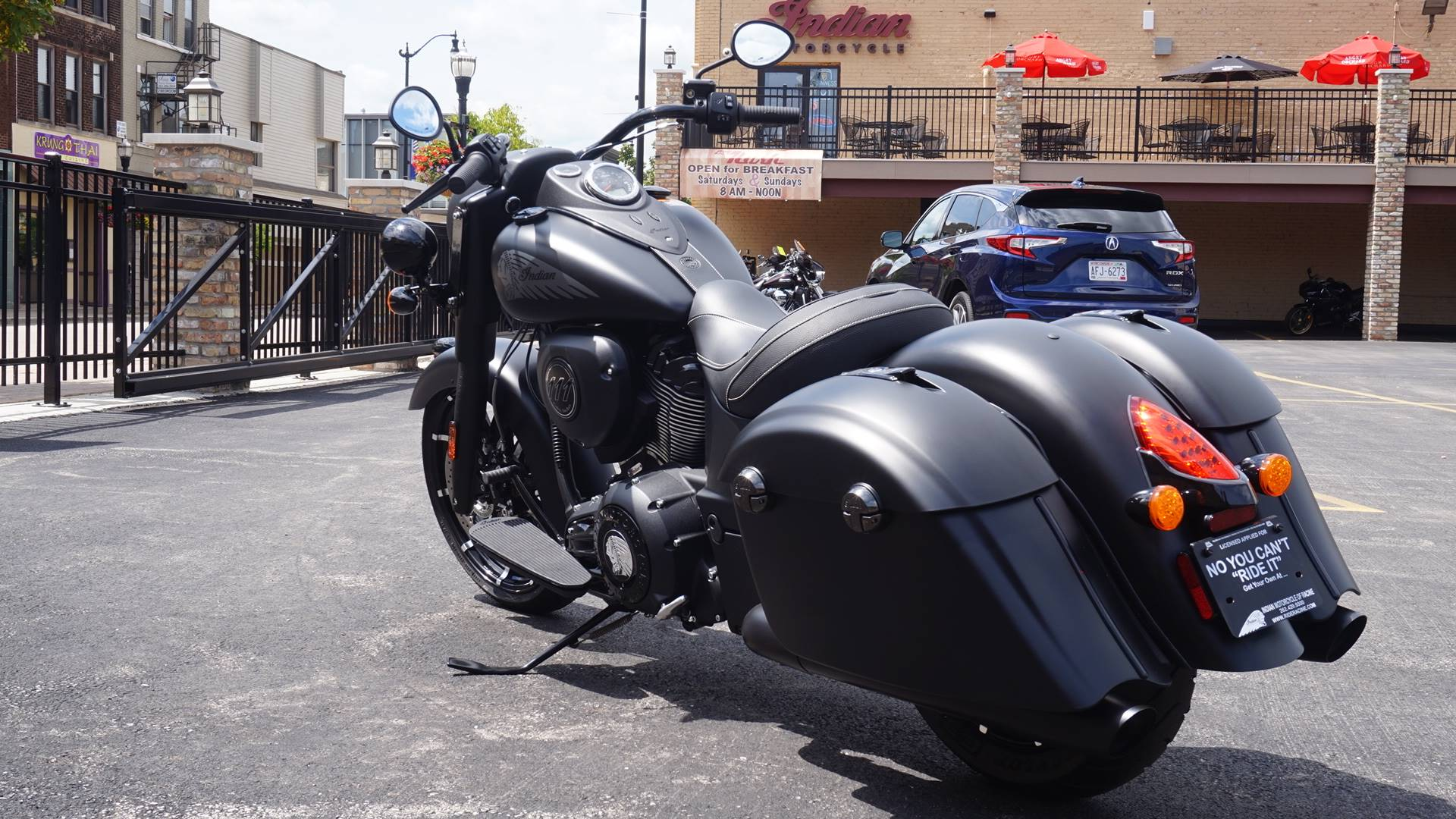 2019 Indian Springfield® Dark Horse® ABS in Racine, Wisconsin - Photo 13