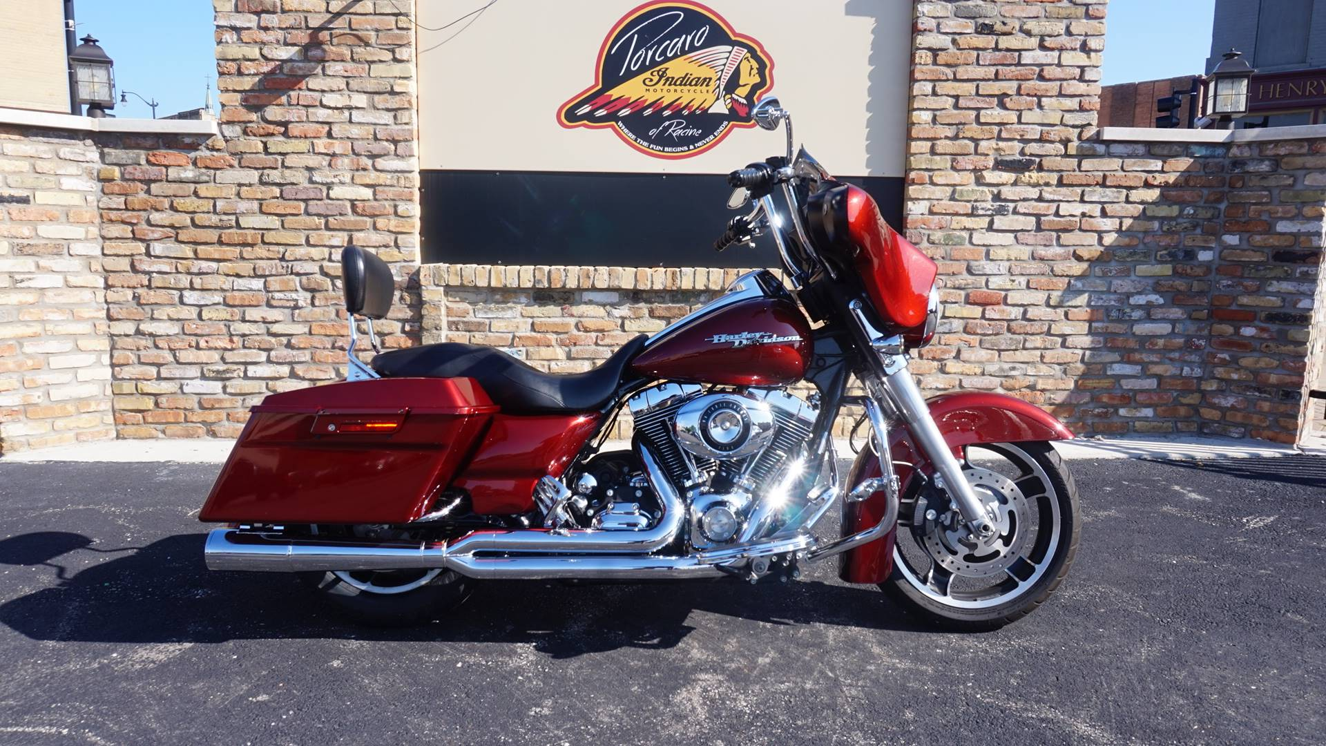 2010 Harley-Davidson Street Glide® in Racine, Wisconsin - Photo 1