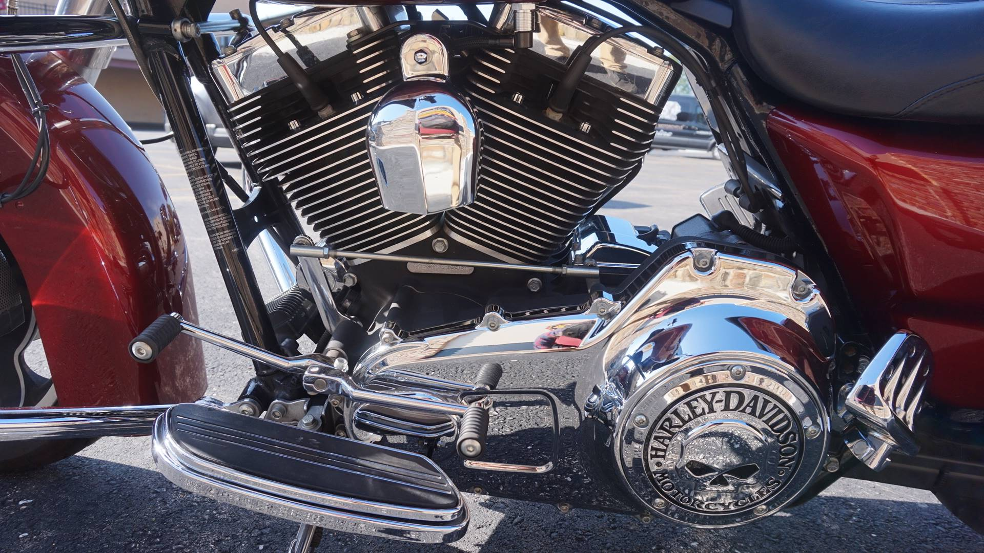2010 Harley-Davidson Street Glide® in Racine, Wisconsin - Photo 19