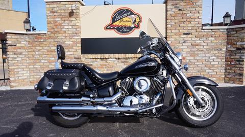 2008 Yamaha V Star 1100 in Racine, Wisconsin