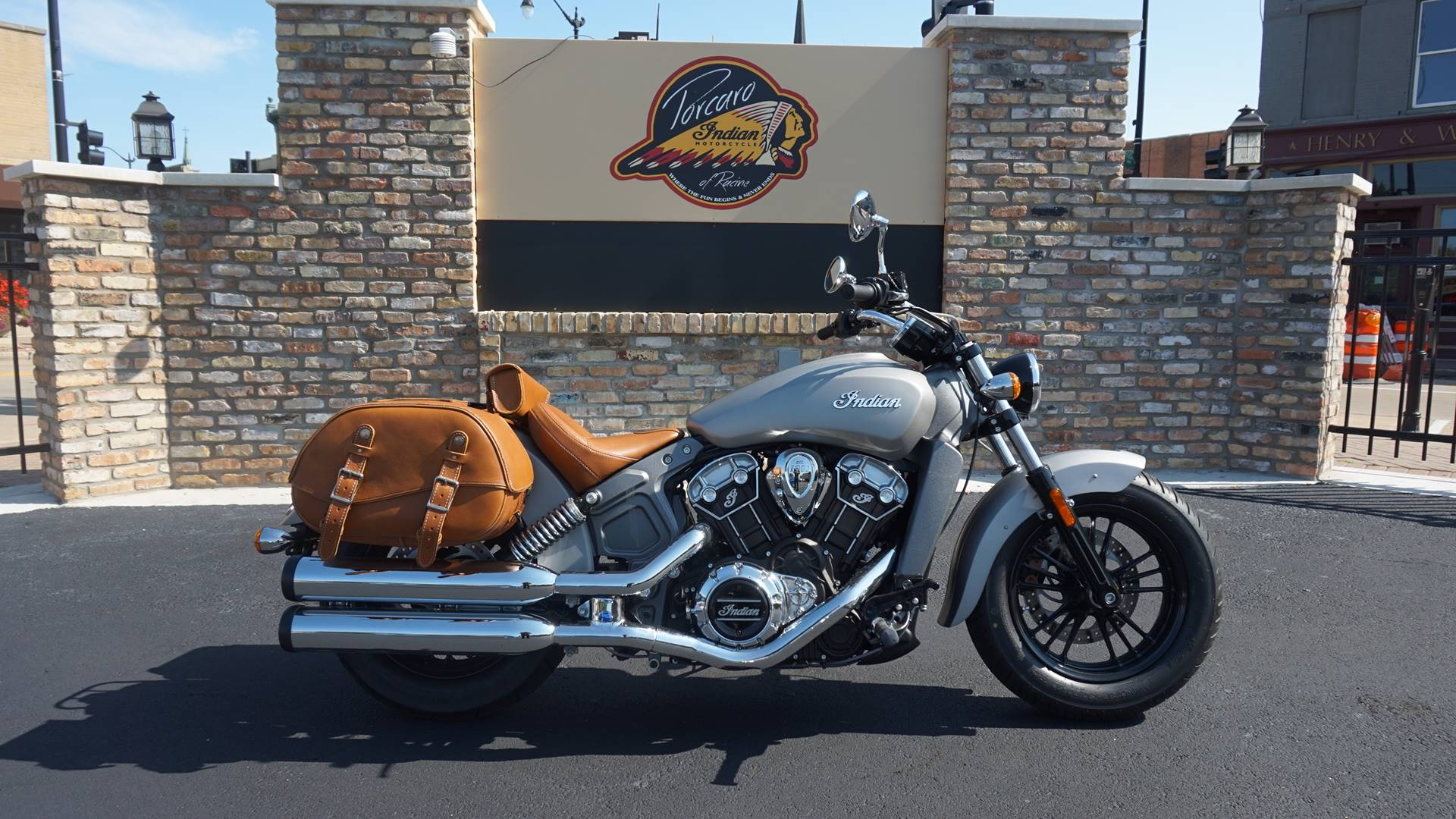 2015 Indian Scout™ in Racine, Wisconsin
