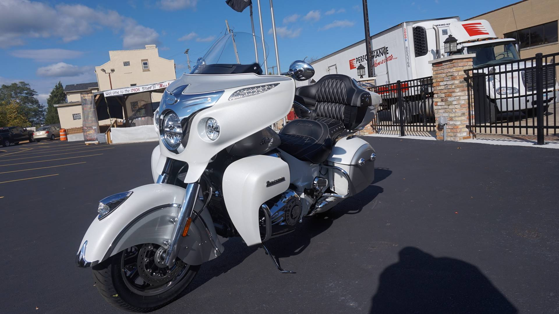 2018 Indian Roadmaster® ABS in Racine, Wisconsin - Photo 8
