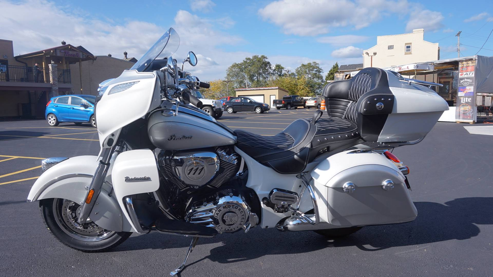 2018 Indian Roadmaster® ABS in Racine, Wisconsin - Photo 10