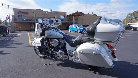 2018 Indian Roadmaster® ABS in Racine, Wisconsin - Photo 11