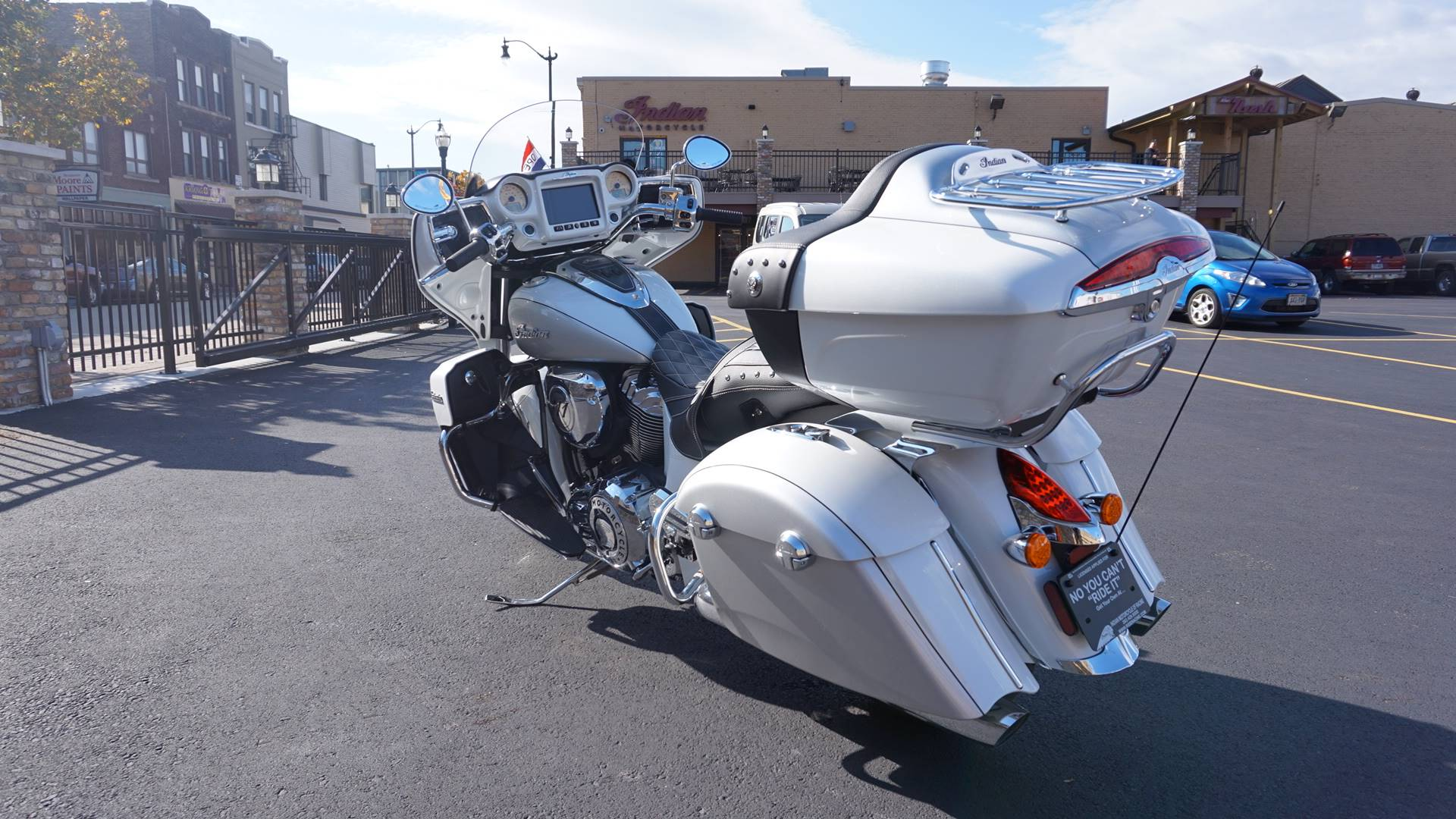 2018 Indian Roadmaster® ABS in Racine, Wisconsin - Photo 12